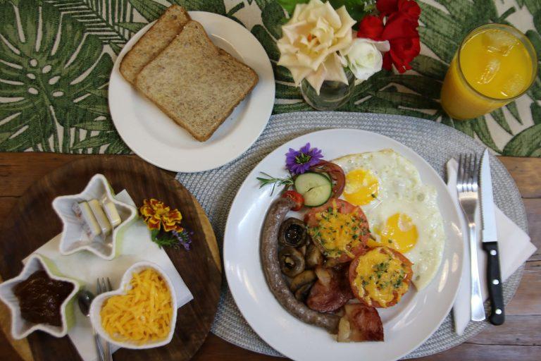 Boere Breakfast